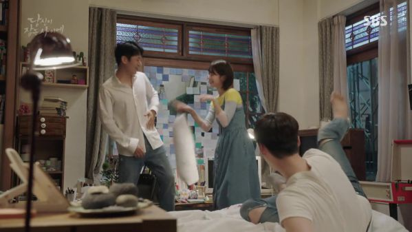 While You Were Sleeping: Lee Sung Kyung, Yoon Kyun Sang đã