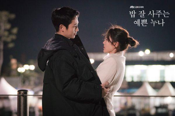 """""""Chị Đẹp Mua Đồ Ăn Cho Tôi"""" đứng TOP 1 tìm kiếm ở Hàn"""