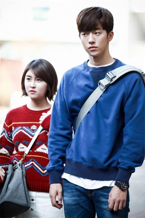 A First Love For A First Time: Phim mới của Nam Joo Hyuk sắp ra mắt 2018 5
