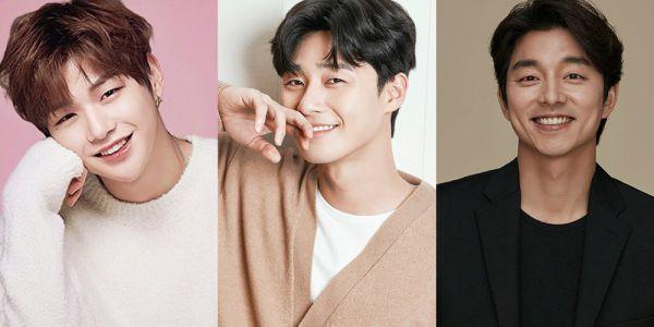 BXH thương hiệu tháng 7: Park Seo Joon, Kang Daniel đứng đầu