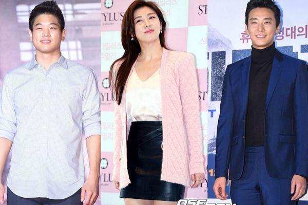 "Ha Ji Won tham gia phim ""Prometheus: War of Fire"" cuối 2018"
