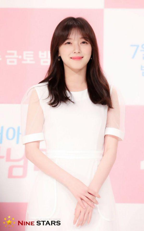 Họp báo 'My ID is Gangnam Beauty', Cha Eun Woo đẹp bất chấp 4