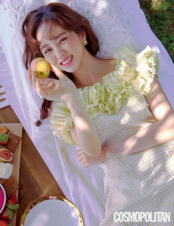 "Kim So Hyun sẽ tham gia phim chuyển thể từ webtoon ""Love Alarm""? 4"