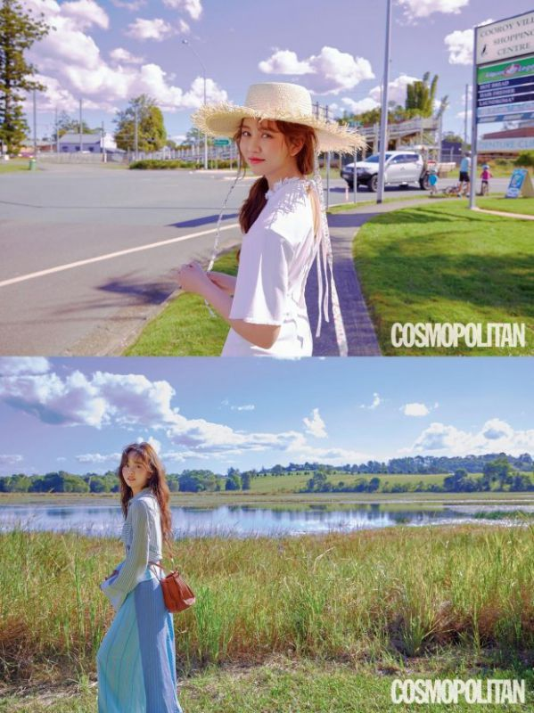 "Kim So Hyun sẽ tham gia phim chuyển thể từ webtoon ""Love Alarm""? 5"