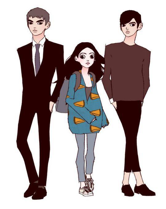 "Kim So Hyun sẽ tham gia phim chuyển thể từ webtoon ""Love Alarm""? 1"