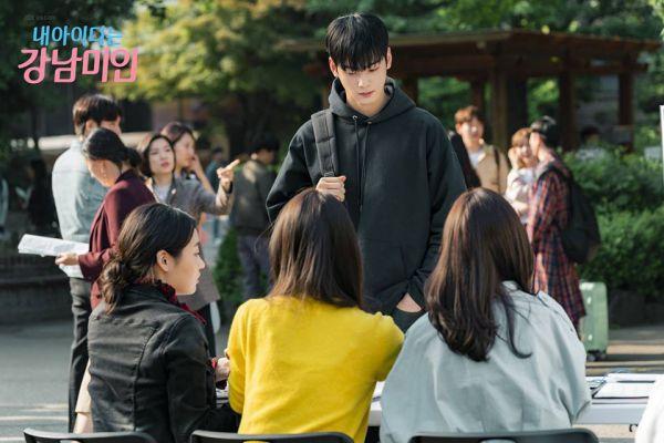 """Tổng hợp ảnh hậu trường của """"My ID is Gangnam Beauty/Người Đẹp Gangnam""""21"""