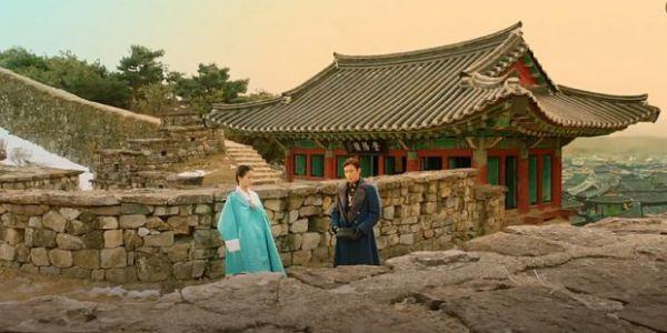 """""""Mr Sunshine"""" tập 5, 6: Eugene Choi tỏ tình với Go Ae Sin để trả thù?14"""