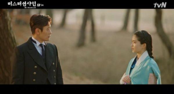 """""""Mr Sunshine"""" tập 5, 6: Eugene Choi tỏ tình với Go Ae Sin để trả thù?19"""