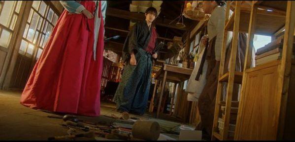 """""""Mr Sunshine"""" tập 5, 6: Eugene Choi tỏ tình với Go Ae Sin để trả thù?20"""
