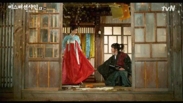 """""""Mr Sunshine"""" tập 5, 6: Eugene Choi tỏ tình với Go Ae Sin để trả thù?23"""