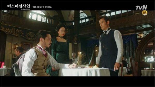 """""""Mr Sunshine"""" tập 5, 6: Eugene Choi tỏ tình với Go Ae Sin để trả thù?27"""