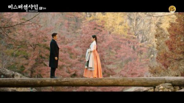 """""""Mr Sunshine"""" tập 5, 6: Eugene Choi tỏ tình với Go Ae Sin để trả thù?"""