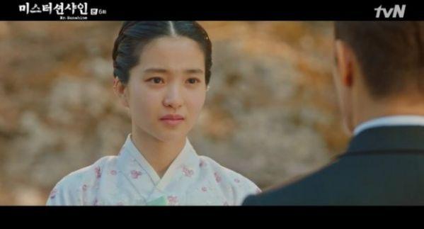 """""""Mr Sunshine"""" tập 5, 6: Eugene Choi tỏ tình với Go Ae Sin để trả thù?30"""