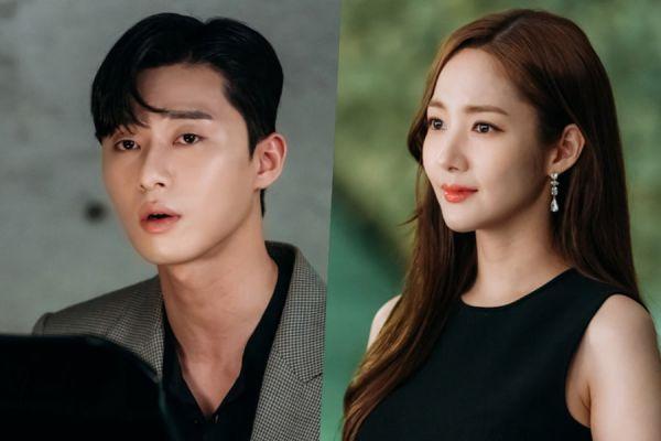 Park Min Young và Park Seo Joon: Phim giả tình thật trước khi đóng phim?