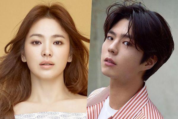 """Song Hye Kyo chính thức tham gia """"Boyfriend"""" cùng Park Bo Gum"""