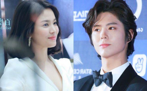 """Song Hye Kyo chính thức tham gia """"Boyfriend"""" cùng Park Bo Gum 6"""