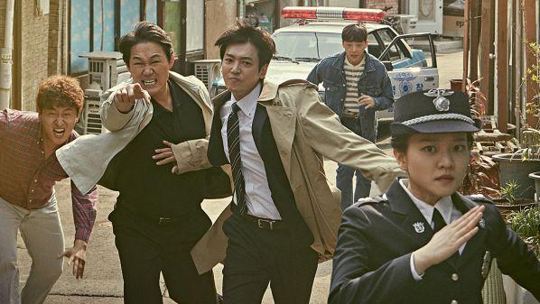 Top các phim hình sự trinh thám Hàn Quốc hay nhất năm 2018 3
