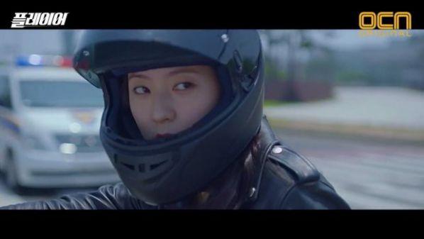 """Drama """"Player"""" tung teaser Krystal lái mô tô siêu ngầu hết chỗ nói 5"""