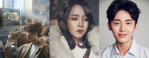 Hậu trường 'Hymn of Death': Lee Jong Suk, Shin Hye Sun tình cảm quá! 11
