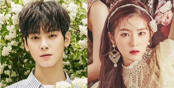 Khi ảnh của Cha Eun Woo (ASTRO) kết hợp với Irene (Red Velvet) sẽ?