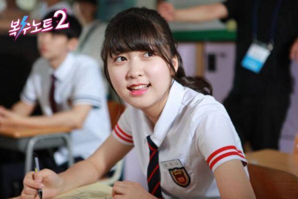 """Kim Samuel gây đốn tim trong """"Cuốn Sổ Phục Thù 2/Revenge Note 2"""" 6"""
