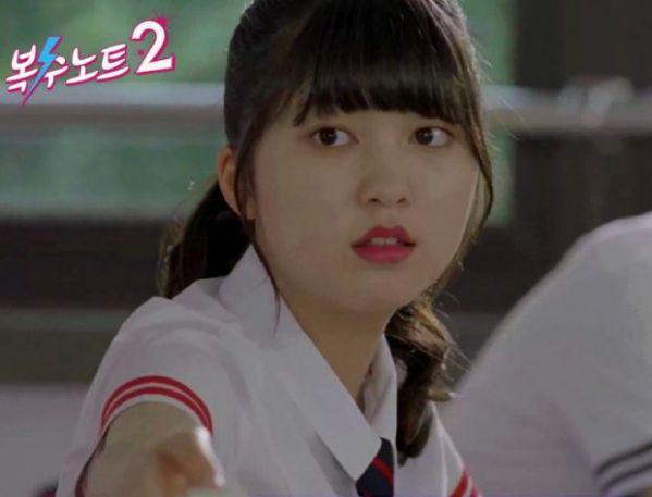 """Kim Samuel gây đốn tim trong """"Cuốn Sổ Phục Thù 2/Revenge Note 2"""" 7"""