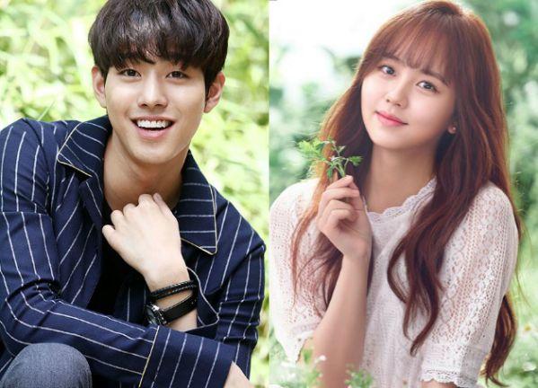 """Ahn Hyo Seop sẽ sánh đôi cùng Kim So Hyun trong """"Love Alarm""""?"""