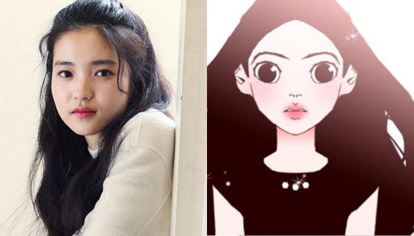 Kim So Hyun và ai nhận được lời mời tham gia Drama 'Love Alarm'? 8