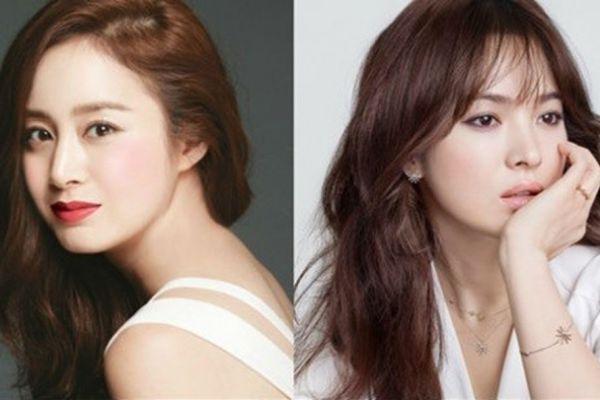 Kim Tae Hee và Song Hye Kyo trở lại đóng phim, Netizen Hàn nói gì?3