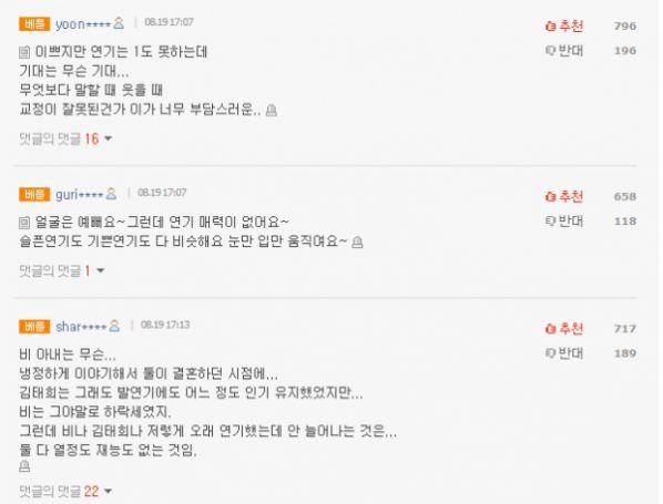 Kim Tae Hee và Song Hye Kyo trở lại đóng phim, Netizen Hàn nói gì? 5