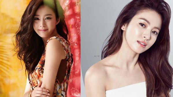 Kim Tae Hee và Song Hye Kyo trở lại đóng phim, Netizen Hàn nói gì?