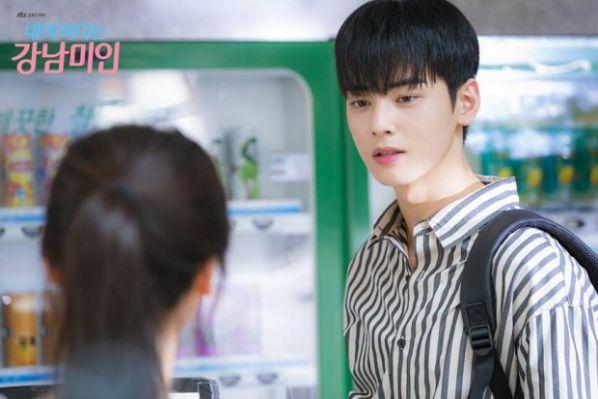 """Gục ngã trước Loạt ảnh đẹp của Cha Eun Woo trong """"Người Đẹp Gangnam"""""""