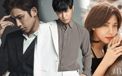 """Thêm Park Ki Woong đóng nam chính trong """"Prometheus: War of Fire"""""""