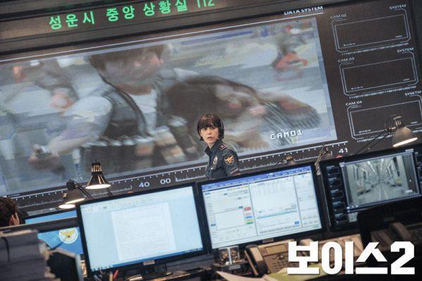 """""""Voice 2"""": Phim trinh thám Hàn mới gay cấn và hack não hơn phần 1 2"""