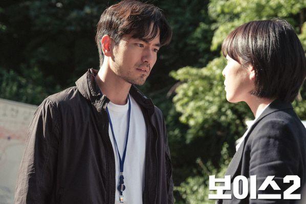"""""""Voice 2"""": Phim trinh thám Hàn mới gay cấn và hack não hơn phần 1 4"""