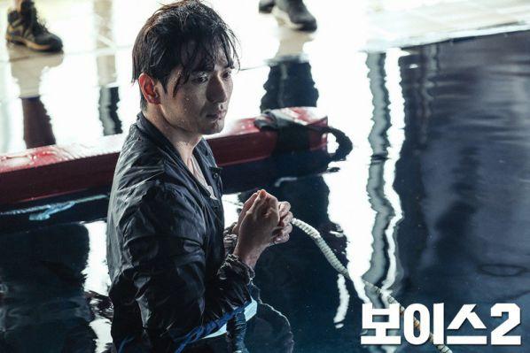 """""""Voice 2"""": Phim trinh thám Hàn mới gay cấn và hack não hơn phần 1"""