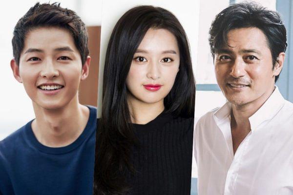 """Cuối 2018, đầu 2019 có 5 cặp đôi xứ Hàn cực hot sẽ """"trùng phùng"""" 4"""