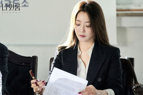 """Đẳng cấp minh tinh của Kim Hee Sun trong phim """"Room No. 9"""" 2"""