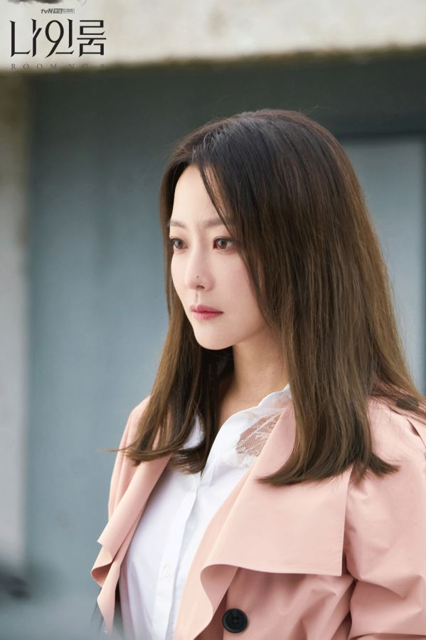 """Đẳng cấp minh tinh của Kim Hee Sun trong phim """"Room No. 9"""" 6"""