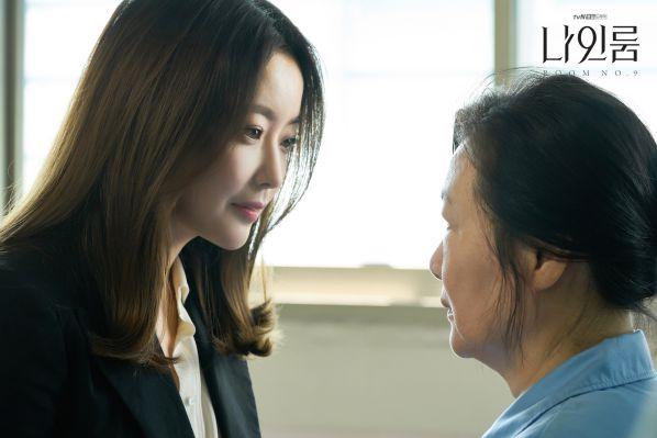 """Đẳng cấp minh tinh của Kim Hee Sun trong phim """"Room No. 9"""" 9"""