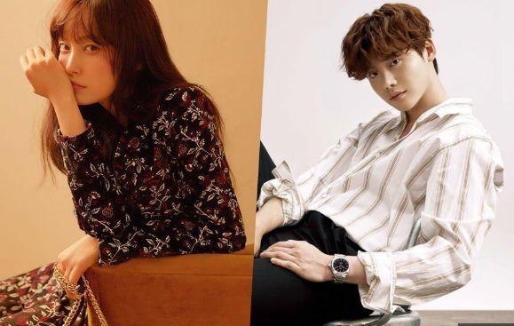 """Lee Jong Suk và Lee Na Young hợp tác trong """"Romance Supplement""""?"""