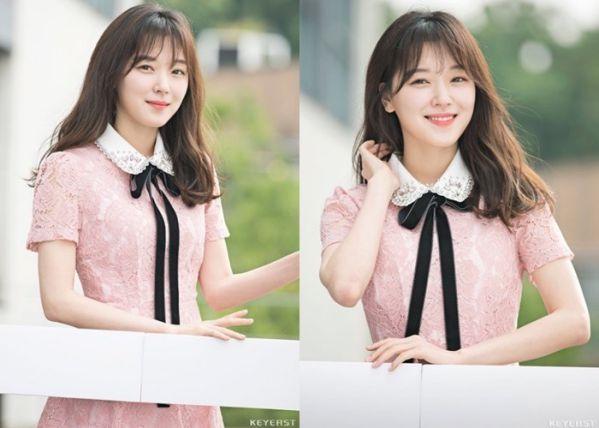 """Nữ phụ đóng """"Người Đẹp Gangnam"""" mê mệt vì Cha Eun Woo quá đẹp 2"""