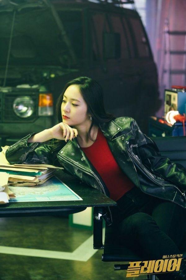"""""""Player"""" củaKrystal và Song Seung Hun tung trailer đầy choáng ngợp 9"""