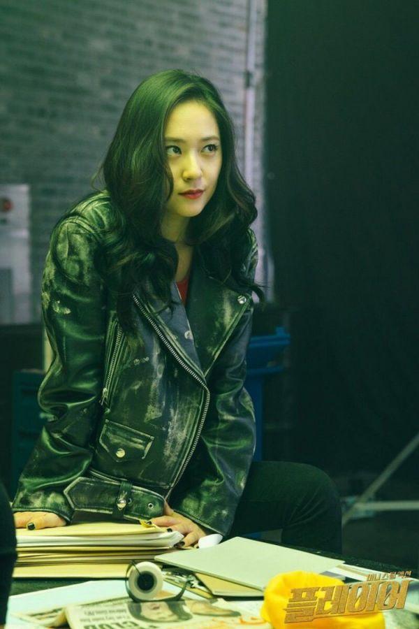 """""""Player"""" củaKrystal và Song Seung Hun tung trailer đầy choáng ngợp 10"""