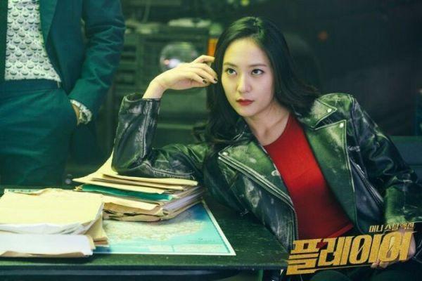 """""""Player"""" củaKrystal và Song Seung Hun tung trailer đầy choáng ngợp 7"""