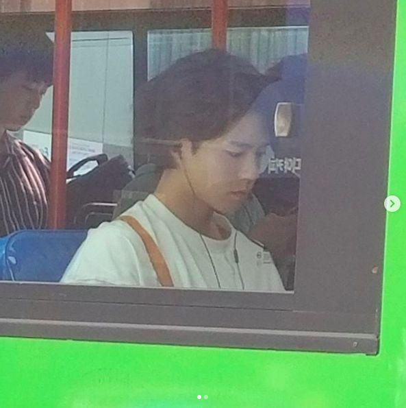 """Song Hye Kyo và Park Bo Gum trong hậu trường phim """"Boyfriend"""" 5"""