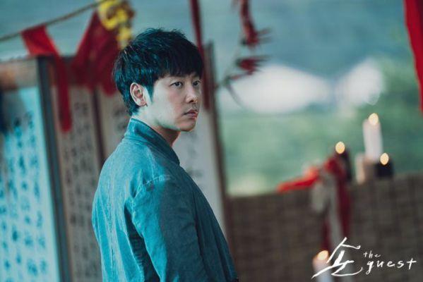 """""""The Guest/Vị Khách"""": Phim kinh dị Hàn mới sợ đến """"lạnh sống lưng"""" 5"""