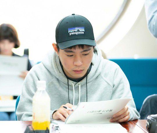 """""""Bok Soo is Back"""": Yoo Seung Ho, Jo Bo Ah cùng đọc kịch bản phim 9"""
