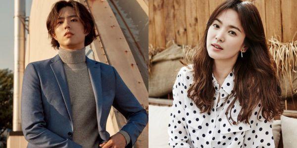 Boyfriend/Encounter: Buổi đọc kịch bản đầu tiên của Song Hye Kyo, Park Bo Gum 2