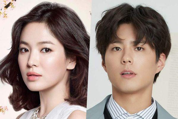 Boyfriend/Encounter: Buổi đọc kịch bản đầu tiên của Song Hye Kyo, Park Bo Gum 3